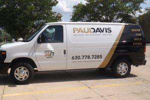 New Logo Van